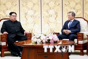 Hàn-Trung cam kết thúc đẩy chấm dứt chính thức chiến tranh Triều Tiên