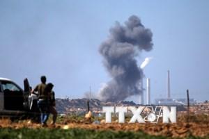 Hơn 60 người thiệt mạng trong các vụ đụng độ ở biên giới Gaza-Israel