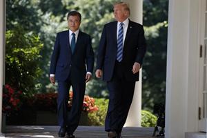 Hàn-Mỹ sẽ thảo luận bất đồng giữa Mỹ-Triều về lộ trình phi hạt nhân
