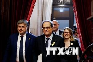 Chính quyền trung ương xem xét duy trì sự quản lý với vùng Catalonia
