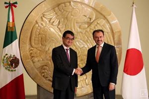 Nhật Bản, Mexico cam kết hợp tác thúc đẩy CPTPP sớm có hiệu lực