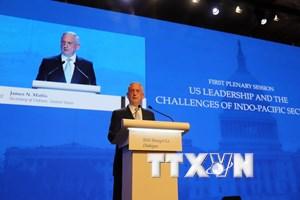 Mỹ: Trung Quốc đưa vũ khí ra Biển Đông nhằm đe dọa các nước láng giềng