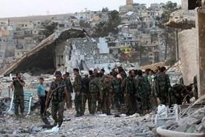SOHR: IS tấn công sát hại hàng chục người ủng hộ Chính phủ Syria