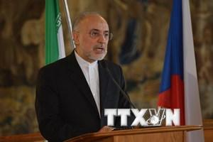 Iran bắt đầu lắp đặt máy ly tâm tại cơ sở hạt nhân Natanz