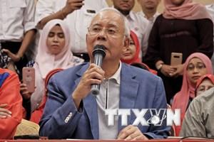 Cựu Thủ tướng Malaysia Najib Razak có thể bị phạt 7 năm tù giam