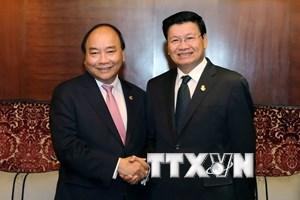 Việt Nam luôn dành ưu tiên cao nhất cho quan hệ đặc biệt với Lào