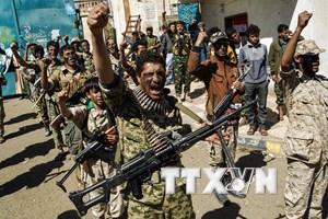 Yemen: Liên quân Arab yêu cầu Houthi rút khỏi vùng lãnh thổ chiếm giữ