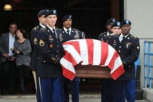 DPAA: Mất vài tháng để tiếp tục khai quật hài cốt lính Mỹ ở Triều Tiên