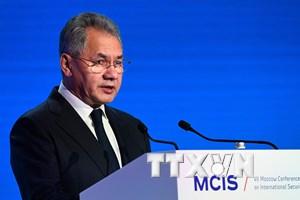 Bộ trưởng Nga: Loại trừ khả năng xung đột trực tiếp với Ukraine