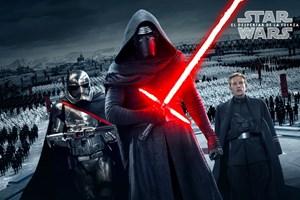 """""""Star Wars: The Force Awakens"""" tung trailer chính thức đầy hứa hẹn"""