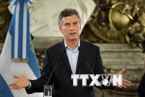 Argentina công bố tài sản cá nhân của Tổng thống Macri