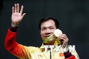 [Video] Bộ Quốc phòng tuyên dương 3 vận động viên tham dự Olympic