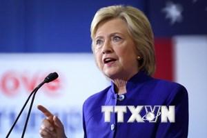 Ứng cử viên Hillary Clinton đề xuất tăng thuế đối với người giàu