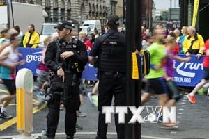 Anh bắt giữ thêm một đối tượng liên quan vụ đánh bom ở Manchester