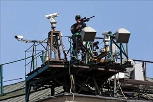 [Photo] Lính bắn tỉa Nga bảo vệ lễ duyệt binh chiến thắng phátxít
