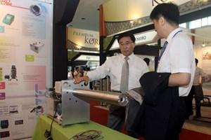 Entech Hanoi 2015 thu hút 65 doanh nghiệp nước ngoài tham gia