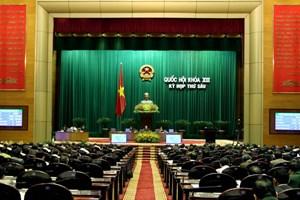 Từ 1/1/2014, Hiến pháp sửa đổi sẽ chính thức có hiệu lực