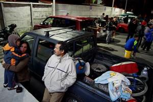 Chile dỡ bỏ lệnh cảnh báo sóng thần trên toàn quốc