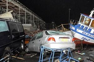 """Sau Chile, động đất tiếp tục """"tấn công"""" sang Panama"""