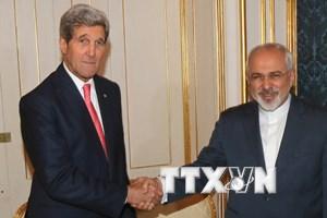 Phía Iran kỳ vọng vào cuộc gặp với Ngoại trưởng Mỹ John Kerry