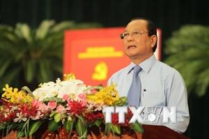 Bí thư Thành ủy TP.HCM: Phải phát huy sức dân, chăm lo cho dân