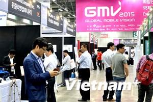 [Video] Toàn cảnh triển lãm công nghệ di động lớn nhất Hàn Quốc