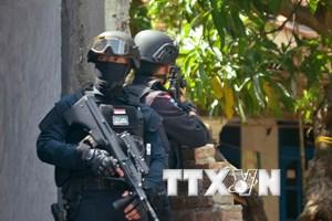 Khủng bố ở Jakarta: Công bố danh tính một đối tượng tấn công