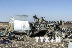 Điều tra vụ máy bay Nga rơi tại Ai Cập bước vào giai đoạn cuối