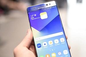 Samsung lúng túng trong xử lý 4,3 triệu chiếc Galaxy Note 7