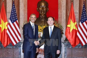 Gần 30 nguyên thủ các nước đến thăm Việt Nam trong năm 2016