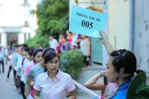 Bộ Giáo dục và Đào tạo hướng dẫn công tác tuyển sinh đại học 2017