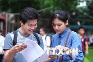 Từ ngày 1/4 bắt đầu làm thủ tục đăng ký dự thi THPT quốc gia