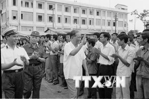 Hội thảo khoa học đồng chí Lê Duẩn-Nhà lãnh đạo kiệt xuất của Đảng
