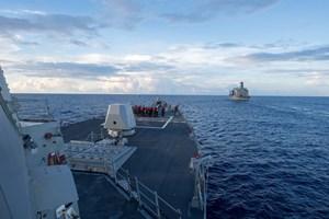 Tranh chấp Biển Đông vẫn là nội dung chính Đối thoại Shangri-La 2017