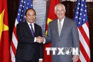 Thủ tướng dự chiêu đãi cấp Nhà nước của Chính quyền Hoa Kỳ
