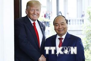 Dư luận quốc tế đánh giá chuyến thăm Mỹ của Thủ tướng Nguyễn Xuân Phúc