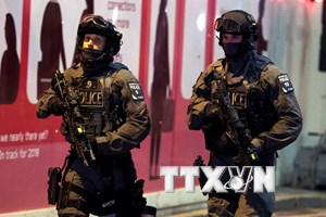 Khủng bố tại London: Chính phủ Anh triệu tập họp nội các khẩn cấp