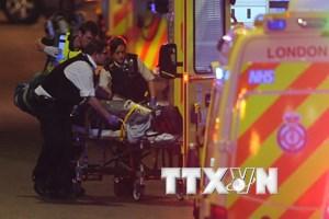 7 người được cho là đã chết trong các vụ tấn công ở London