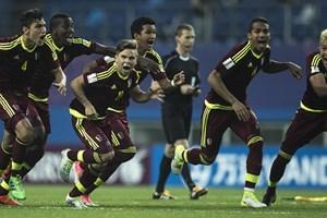 U20 World Cup 2017: Anh, Venezuela và lần đầu tiên ngọt ngào