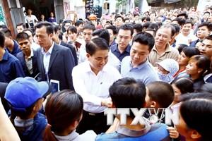 Công an Hà Nội nêu lý do ra quyết định khởi tố vụ việc ở Đồng Tâm