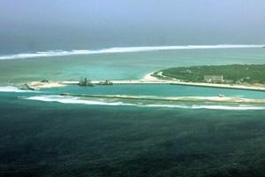 Mỹ tuyên bố vẫn tuần tra ở Biển Đông bất chấp Trung Quốc phản đối