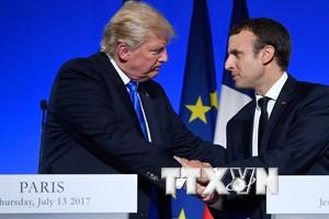 Tổng thống Mỹ để ngỏ khả năng thay đổi quan điểm với Hiệp định Paris