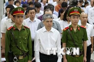 Nguyễn Xuân Sơn lĩnh án tử hình, phạt tù chung thân Hà Văn Thắm