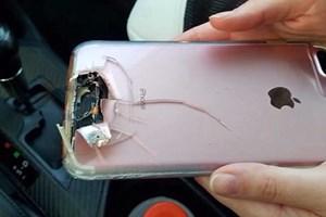 Vụ xả súng đẫm máu ở Las Vegas: May mắn thoát chết nhờ iPhone
