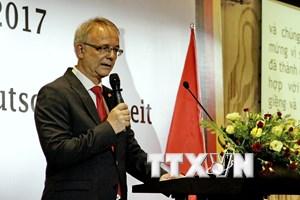 Kỷ niệm 27 năm ngày Thống nhất nước Đức tại Thành phố Hồ Chí Minh