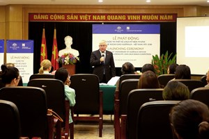 Phát động thi thiết kế logo kỷ niệm 45 năm quan hệ Việt Nam-Australia