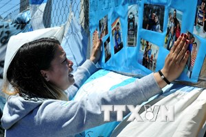 Gia đình thủy thủ yêu cầu tiếp tục tìm tàu ngầm Argentina mất tích