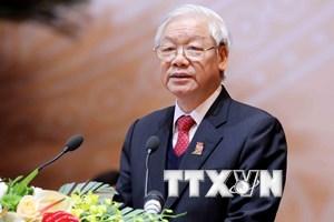 Toàn văn bài phát biểu của Tổng Bí thư tại Đại hội Đoàn toàn quốc