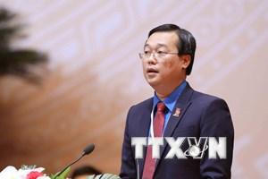 Ông Lê Quốc Phong tái đắc cử Bí thư thứ nhất Trung ương Đoàn