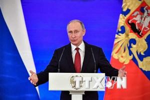 Bầu cử Tổng thống Nga 2018: Ông Putin được dự đoán chiến thắng áp đảo